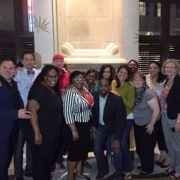 NASPA Mid Manager's Institute 2014