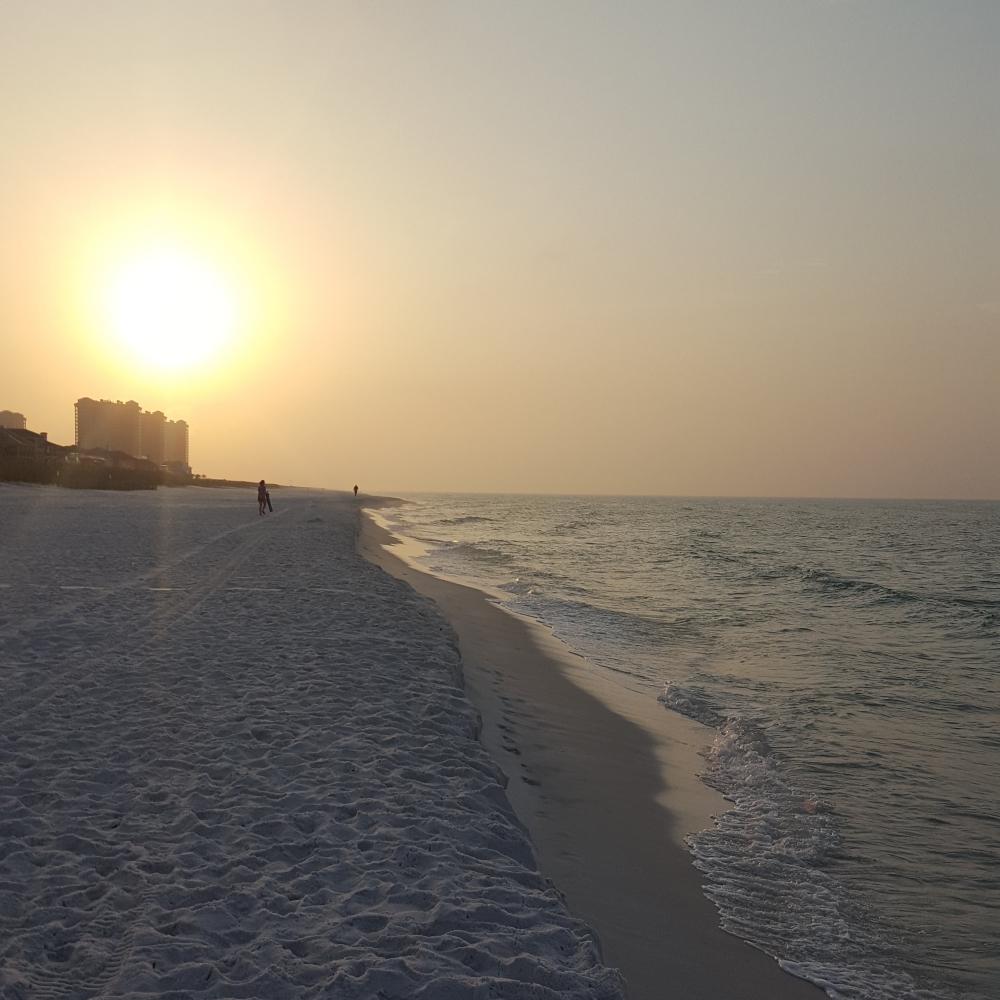Pensacola Beach, Florida | Photo by ASR (July 2018)